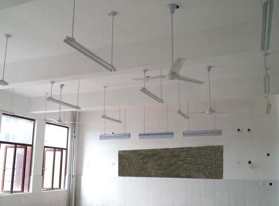 教室照明设计